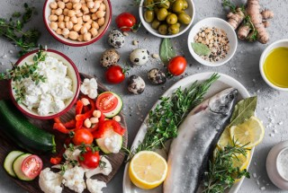 The Mediterranean diet: a healthier way to enjoy food