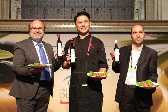 """TAICHI Project"" Press Conference in Taipei - The Extra Virgin Olive Oil: the Masterpiece of the Mediterranean Diet."""